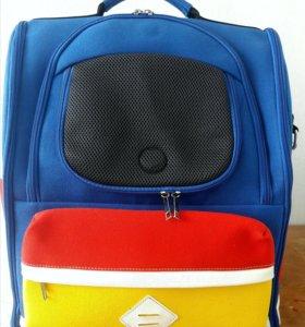 Рюкзак переноска для дивотных