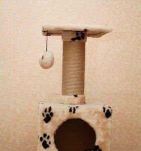 Домик когтеточка для кота
