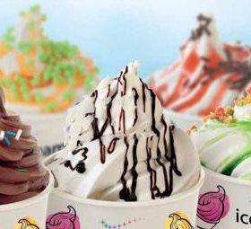 Мягкое мороженое на Ваш праздник