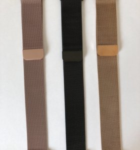 Миланские  ремешки Apple Watch 38/42 mm