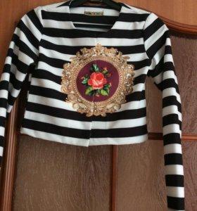 Блузка-пиджак