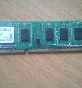 DDR-3 PC 1333 2GB