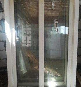 Металлопластиковые окна в отличном состоянии