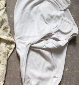 Новая пеленка на липучках