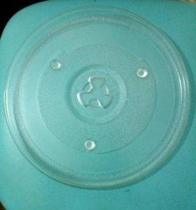Для микроволновки тарелка