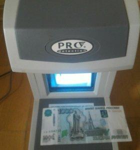 Детектор банкнот PRO 1500 IR б/у