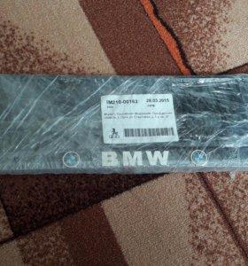 Рамка номера BMW