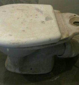 Унитаз для ремонта