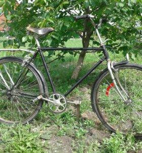 Велосипед СССР.