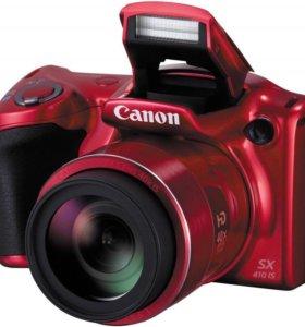 Фотоаппарат компактный Canon PowerShot SX410 IS