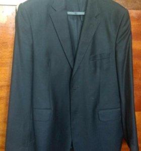 Пиджак чёрный, 60-й размер
