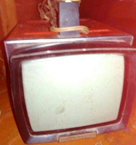 Телевизор электроника вл 100