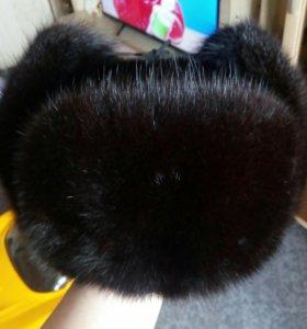Нутриевая шапка