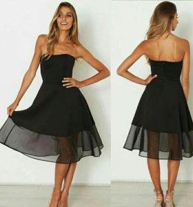 Новое чёрное платье