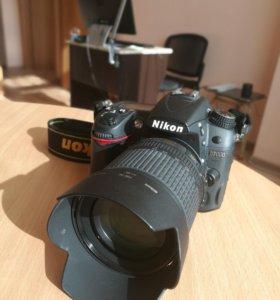 Фотокамера Nikon D7000 Kit