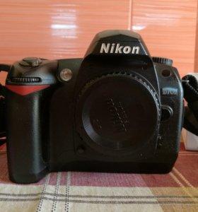 Фотоаппарат зеркальный Nikon комплект
