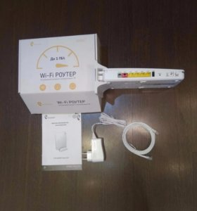 Wi-FI роутер Innbox e70 b/g/n/ac 2.4 ГГц и 5 ГГц