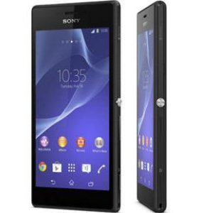 Sony M2 duol