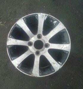 Литье,обмен на вазовское колесо