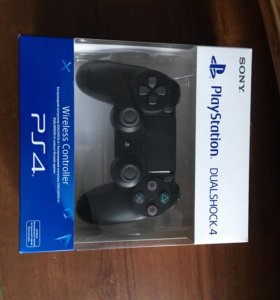 Геймпад DualShock 4 v2 Black (CUH-ZCT2E)