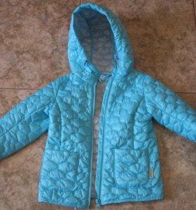 Куртка на теплую весну-осень или холодное лето