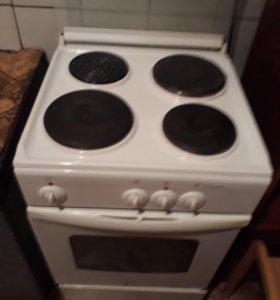 Плита-Печь делюкс классик