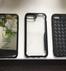 Чехлы iPhone 7,8