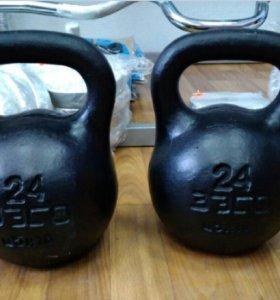 Гиря 24 кг Доставка