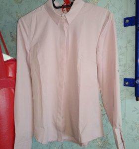Рубашка НОВАЯ р-р44-46