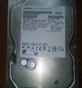 Жёсткий диск HITACHI SATA 3,2 320 GB