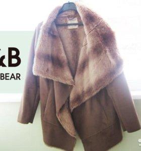 Куртка-Дублёнка pull and bear