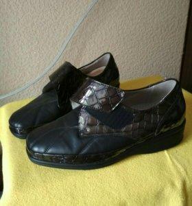 Туфли ортопедические, 37р.