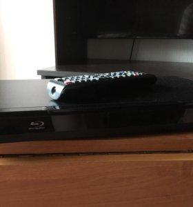 DVD плеер Samsung с Дисками (Blu-ray)