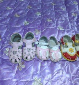 Продам сандали детские