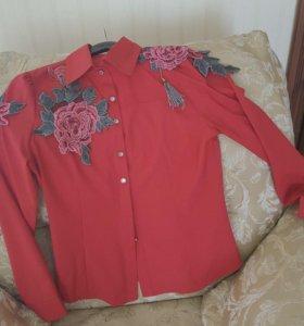 Рубашка (батник, блузка) новая