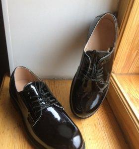 Туфли (полуботинки) офицерские форменные(уставные)