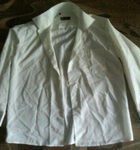 Мужская рубашка 52—54 размер.
