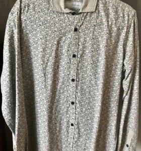 Мужская рубашка poggianti 1958