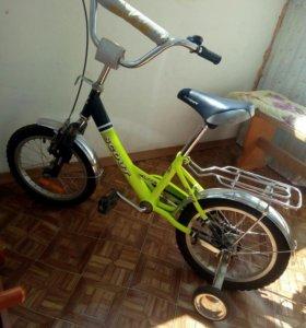 Велосипед. 4-6 лет
