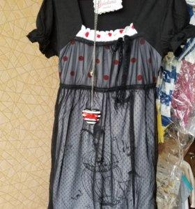 детская одежда платья разные новое  .Gaialuna
