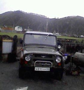 УАЗ 469, 1985