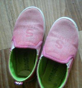 Обувка летняя