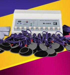 микропроцессорный миостимулятор на 10 каналов