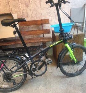 Городской велосипед b'twin