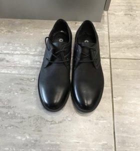 Ботинки мужские новые, 42 размер