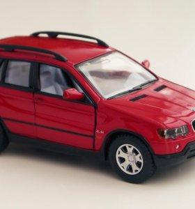 Машинка металлическая Kinsmart BMW X5