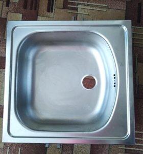 Новый комплект кухонной мойки