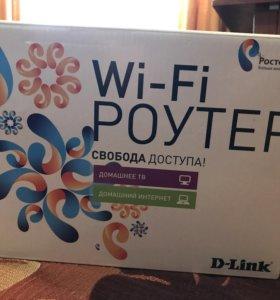 Wi-Fi роутер D-link 2640U