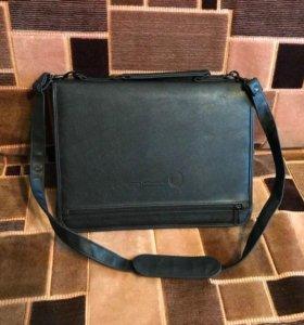 Кожаная сумка (мужская)