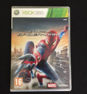 Игра Spider-man Xbox 360